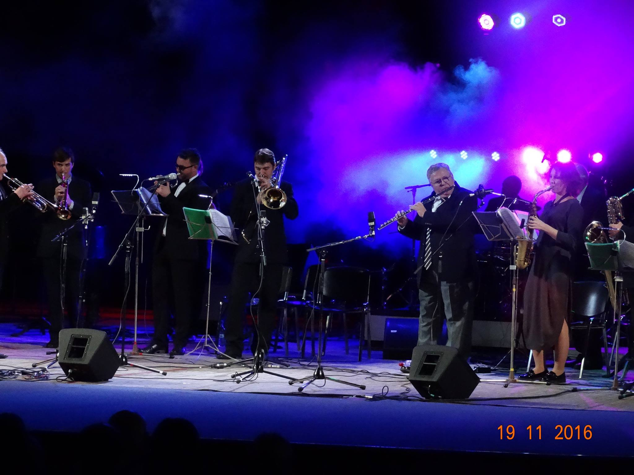 Autumn  Marathon Jazz Fest 2016